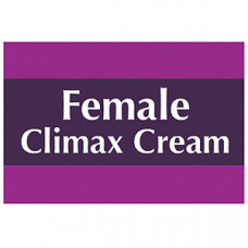 Female Climax Cream
